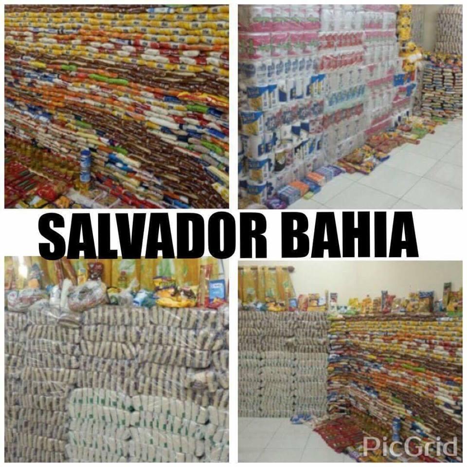 DOAÇÕES PELO BRASIl
